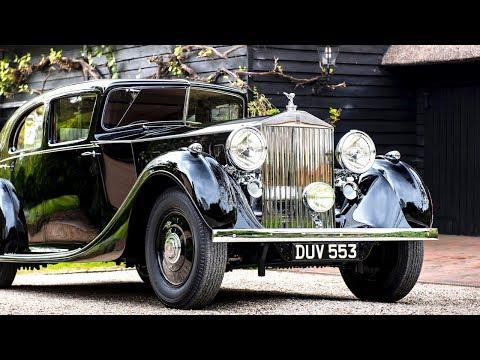 Rolls-Royce Phantom III Field Marshall Montgomerys 1936 Rolls Royce Great Eight Rolls-Royce Phantoms