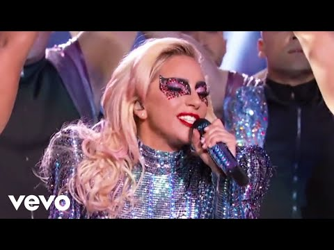 Lady Gaga Super Bowl LI Halftime