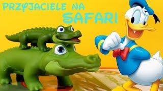 Przyjaciele na safari #52 • Disney • Krokodylica Kasia • Encyklopedia zwierząt z zabawkami