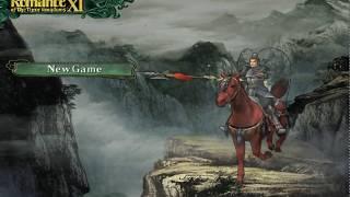 Romance of the three kingdoms XI Mai Castle Escape Complete