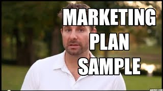Marketing Plan Template Google Docs