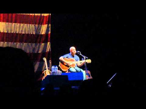 Aaron Lewis mocking Creed's With arms wide open.