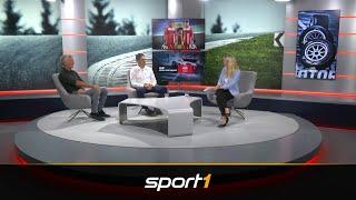 Karl Wendlinger und Christian Danner zu Gast | SPORT1 Motor - AvD Motor und Sport Magazin