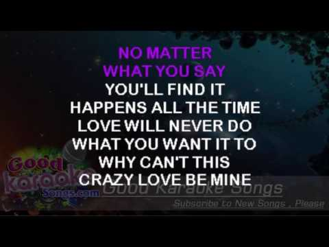 It's Not Unusual  - Tom Jones (Lyrics Karaoke) [ goodkaraokesongs.com ]