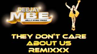 DeeJay MBe feat. Michael Jackson They Don