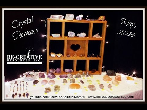 Crystal Showcase May 2014 (Crystals for Adoption)