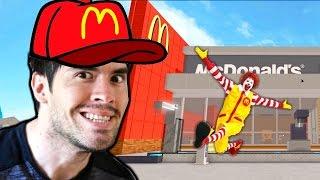 LO LOGRÉ, TENGO MI PROPIO McDonald's | Roblox