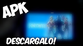 Play FORTNITE on CASI any cell phone! *Apk Hacked*