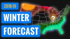 Ultimate 2018-2019 WINTER FORECAST