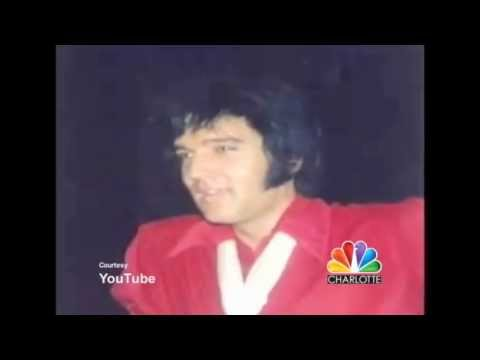 Larry Sprinkle Goes to the Movies with Elvis