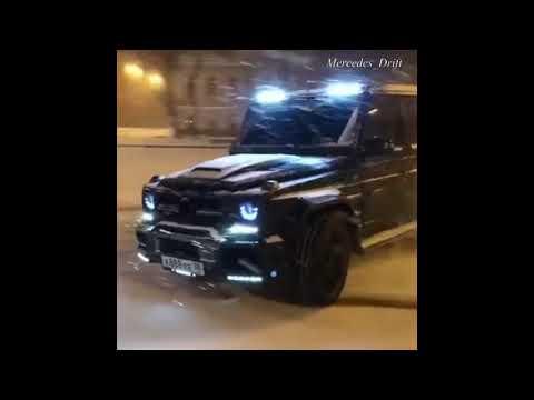 Mercedes Drift -   Гелик дрифт под музыку #2
