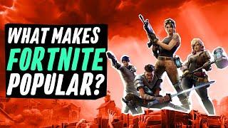 What Makes Fortnite So Popular?