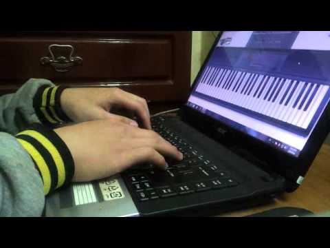 We were in love - Virtual piano COVER