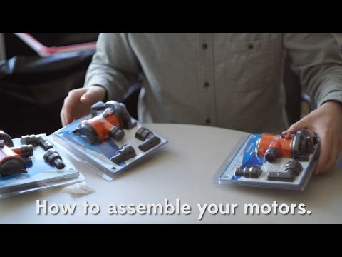 ROV Motor Assembly Tutorial