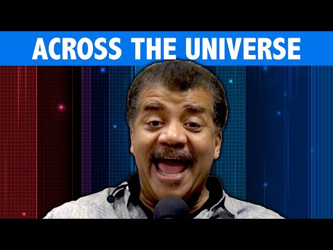 Cosmic Queries - Across the Universe with Neil deGrasse Tyson