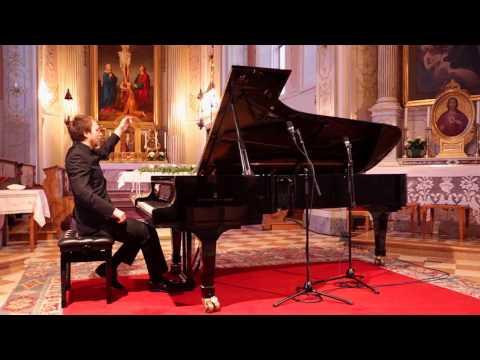Herbert Schuch | Tristan Murail: Chloches d'adieu et un sourire - Franz Liszt: Pater noster