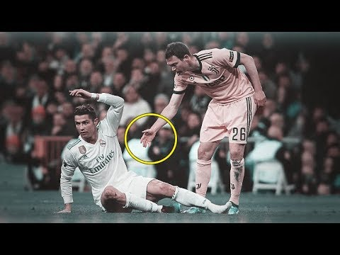 When Cristiano Ronaldo Gets Angry • Fights & Angry Moments • 2018 | HD