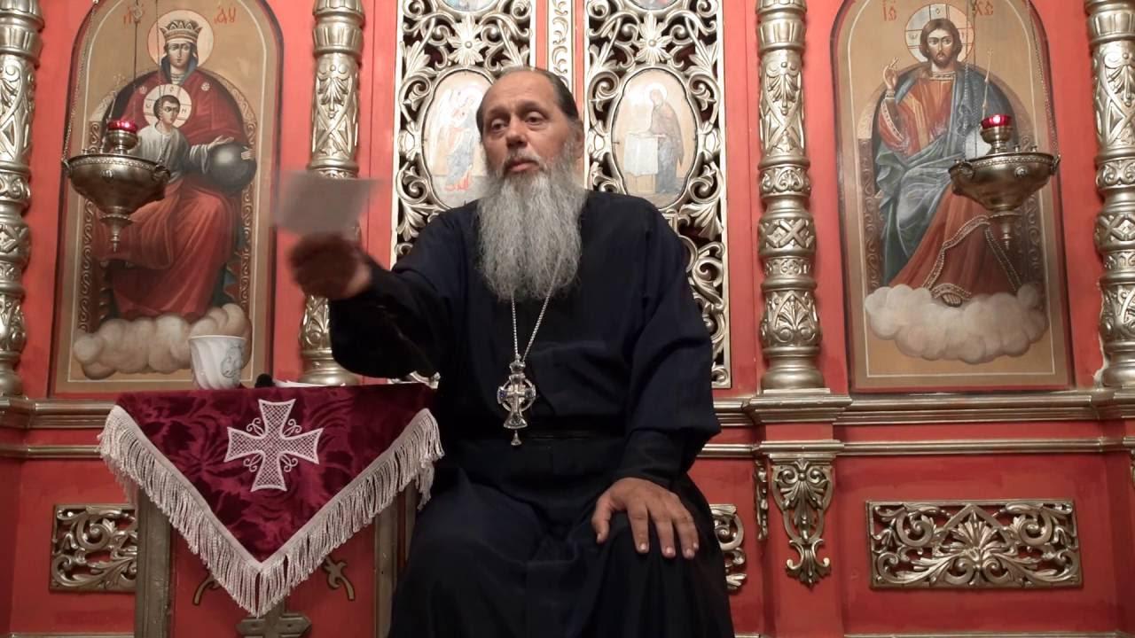 Когда нужно молиться Николаю Чудотворцу, а когда - Матроне Московской? (прот. Владимир Головин)