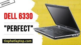 Ai bảo Laptop 3 triệu không chơi game LOL? Photoshop được? Dell Latitude E6330