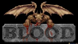 Blood gameplay (PC Game, 1997)