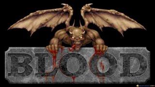 Blood gameplay (PC Game, 1997)