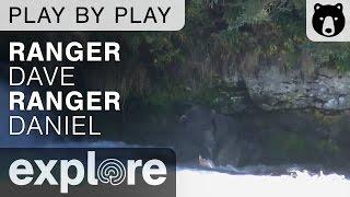 Ranger's Daniel and Dave - Katmai National Park - Brown Bear Play By Play