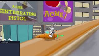 Catfish sucks at Looney Tunes: Space Race for the PS2