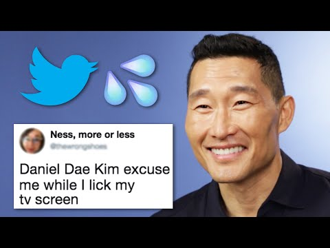 Daniel Dae Kim Reads Thirst Tweets