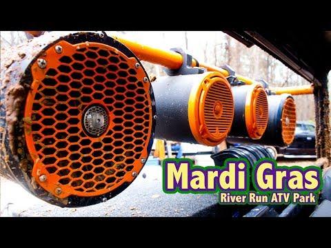 Muddy Gras - Mardi Gras, River Run ATV Park