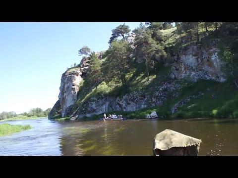 Сплав по реке Реж 2013 (Урал)