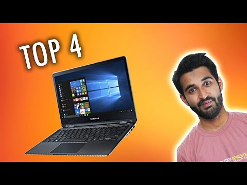 [HINDI] TOP 4 BUDGET Laptop of 2018 Under Rs 40000 : For Student /Programmer
