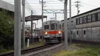 北陸鉄道 7000系 新西金沢駅入線