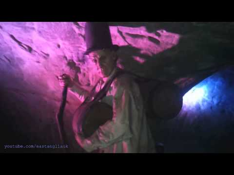 At Hastings St Clement's Smugglers Adventure Cave in East Sussex