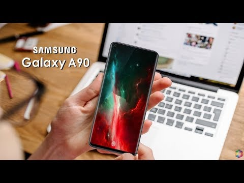 Samsung Galaxy A90 with Snapdragon 675, Price, Specs, Camera, First Look, Leaks, Concept, Launch