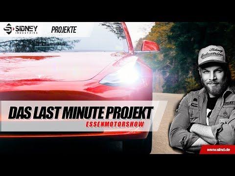 Das Last Minute Projekt   Elektrisierend!   Sidney Industries