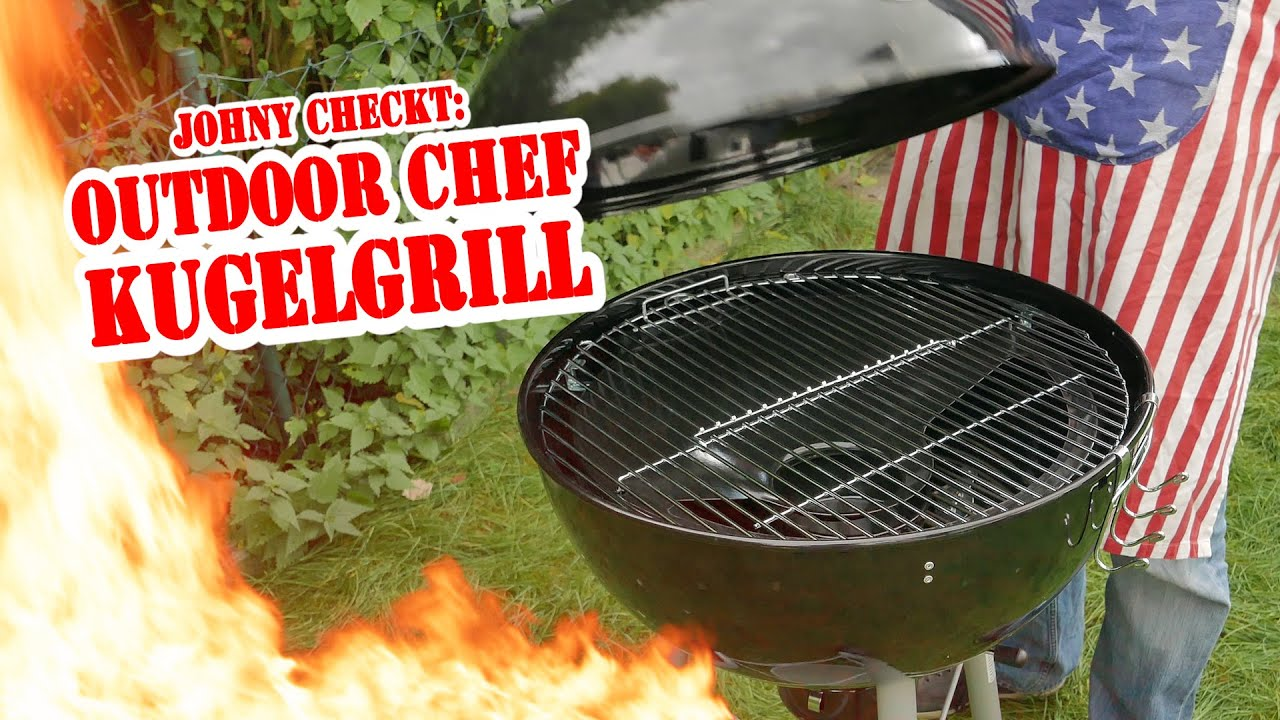 Outdoorchef Holzkohlegrill Test : Johnny checkt: outdoor chef easy 570c youtube