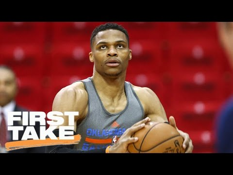Thunder Need To Surround Russell Westbrook With Shooters | First Take | April 25, 2017