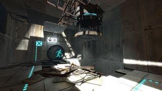 Portal 2 - Ломаем сонную голову над головоломками.