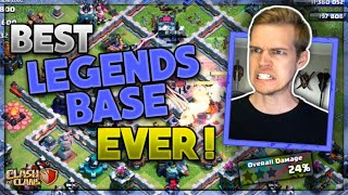 BEST BASE IN LEGEND LEAGUE!?