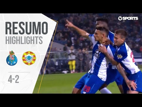 Highlights | Resumo: FC Porto 4-2 Varzim (Allianz Cup #2)
