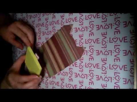 DIY [Делаем блок для записей своими руками!]