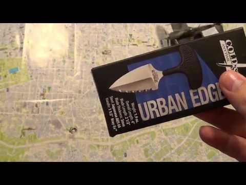 Cold Steel urban edge vs urban pal for self defence