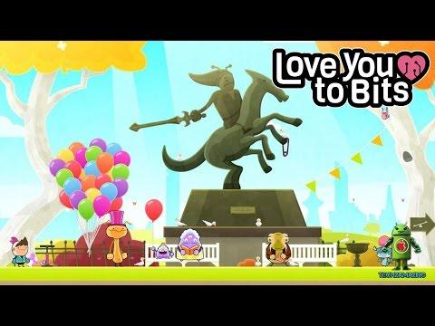 Love You To Bits Level 6 Walkthrough