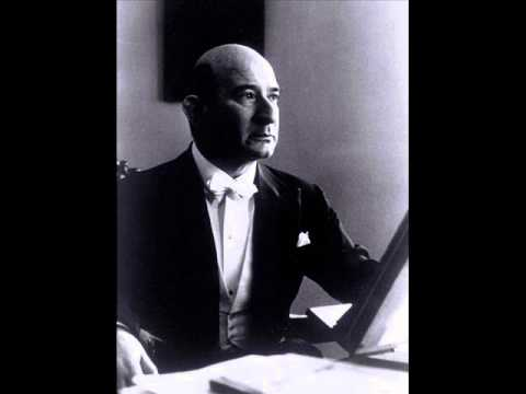 Bruckner - William Steinberg (PSO, 1968) - Symphonie n°7 in E & Overture in D minor