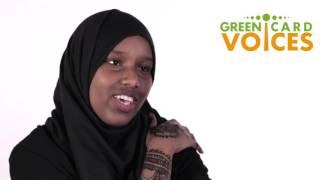Muna Farah—Green Card Voices