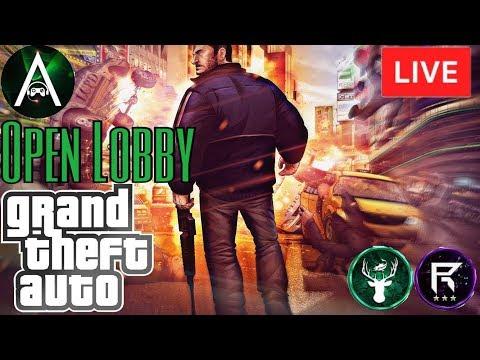 THE ALLIANCE GTA 5 OPEN LOBBY