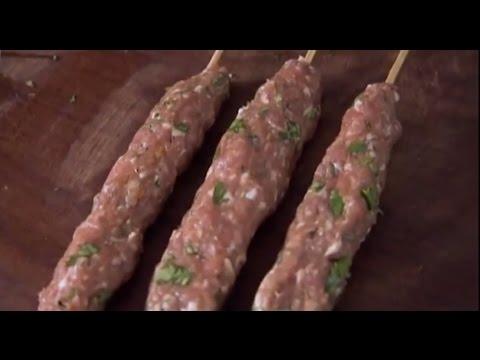 How To Make Lamb Skewers - Rude Boy Food - BBC Food