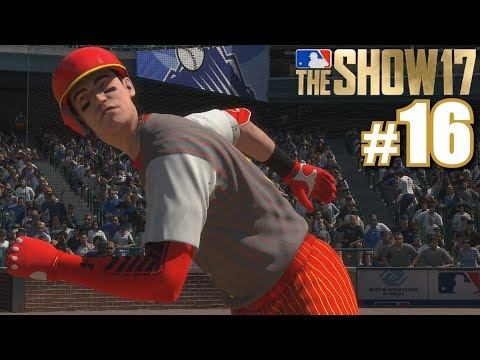 BENNY'S LOOKING FOR REVENGE! | MLB The Show 17 | Diamond Dynasty #16