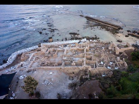 The Renewal project of Ancient Caesarea