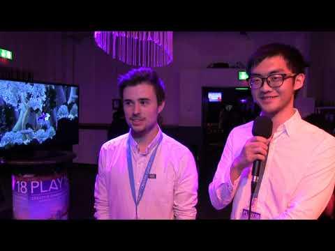 Winner of Most Innovative Newcomer & Audience Award 2018 – Alexander Sinn and Zhang Hangning